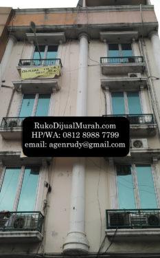 Ruko Gandeng Dijual Di Daan Mogot Jakarta Barat – RK 0216