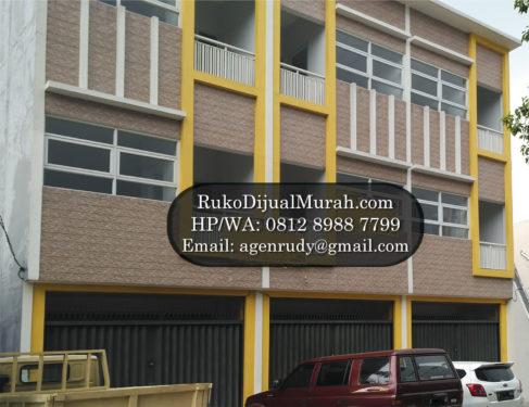 Ruko Dijual Dekat Pasar Patra Jakarta Barat – RK 0516