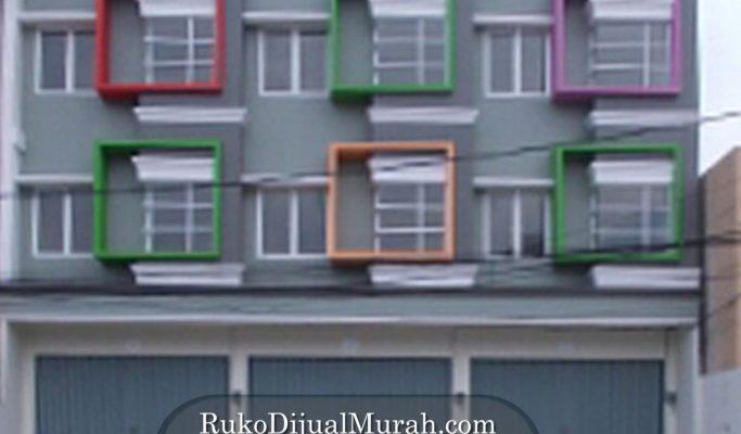 Ruko Dijual di Green Ville Jakarta Barat – RK 0316